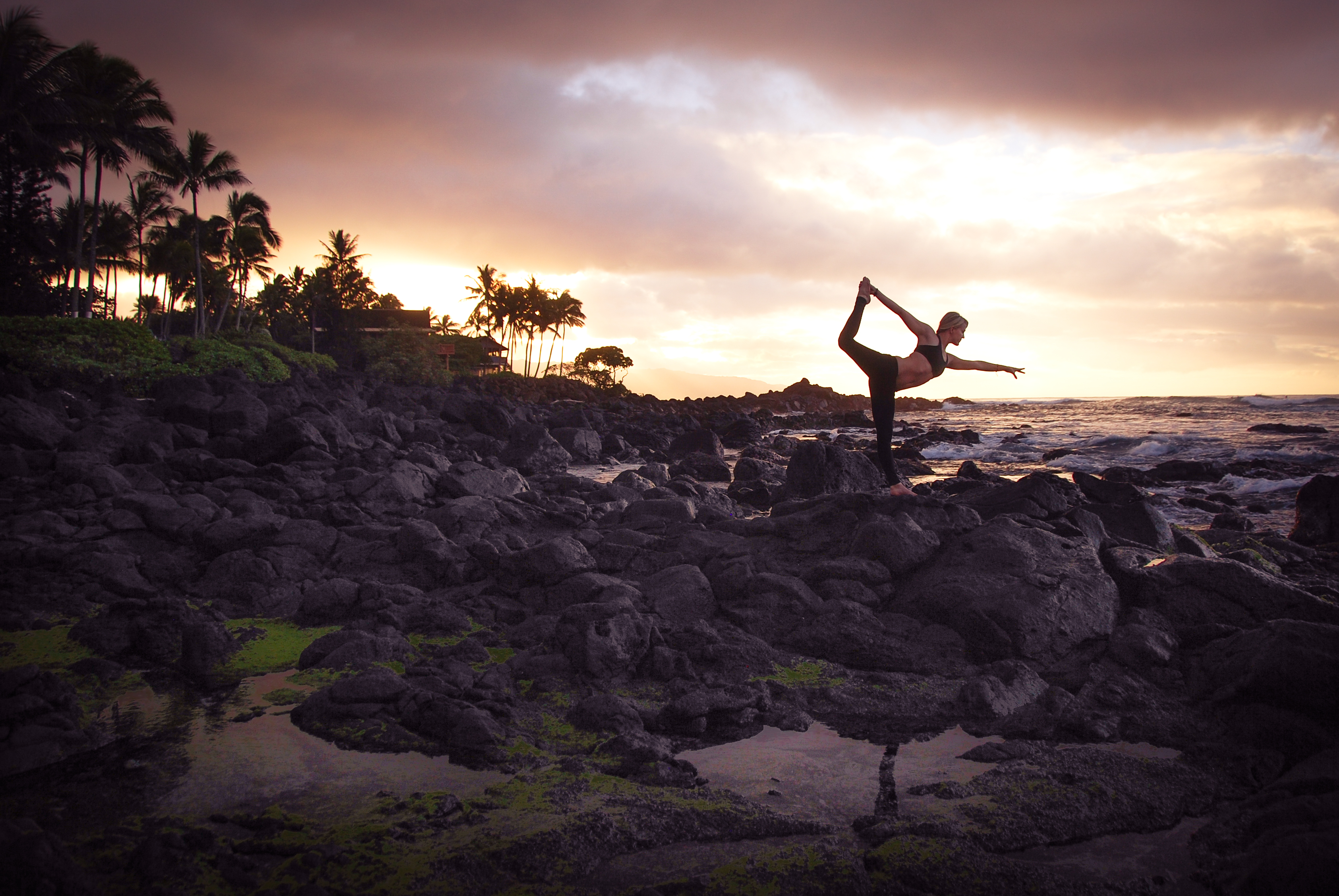 steph yoga hawaii 2