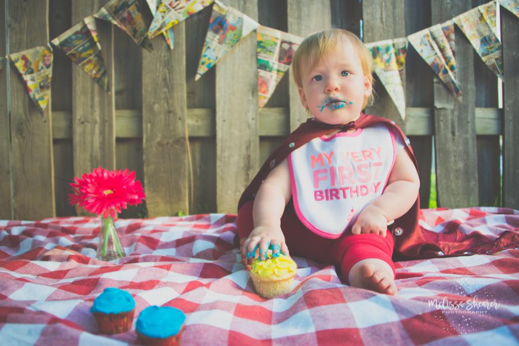 cakesmash photoshoot